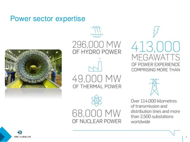 Power sector expertise 3