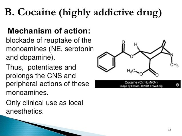 Cns stimulant by yogesh sangle