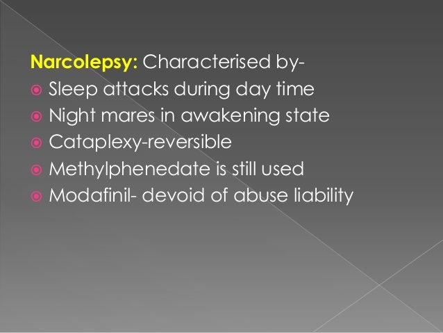 Tolerance  Psychic dependence, rarely physical. Amphetamine overdose:  Euphoria, dizziness, tremors, HTN  Irritability,...