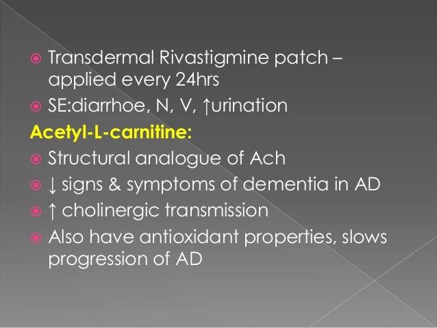 Cns stimulants & cognition enhancers
