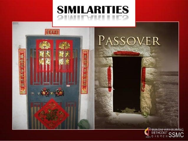 ... Passover Exodus 1215; 7. & CNY \u0026 Passover 2015