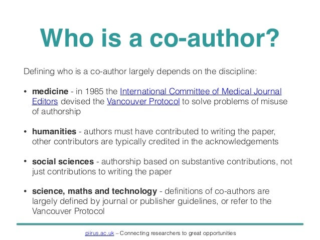 Co-authoring: Getting started. Slide 3