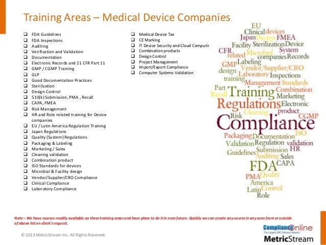 Complianceonline Brochure 2014