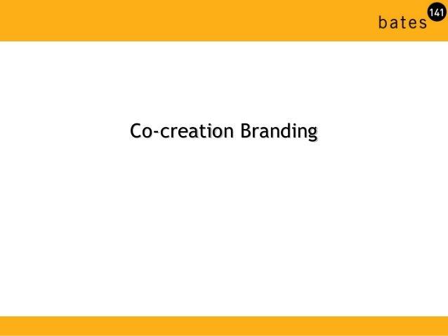 Co-creation Branding