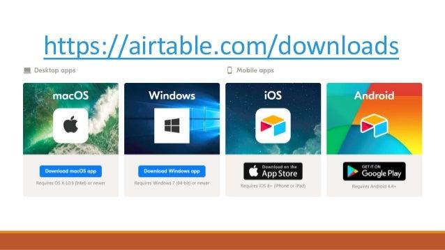 https://airtable.com/downloads