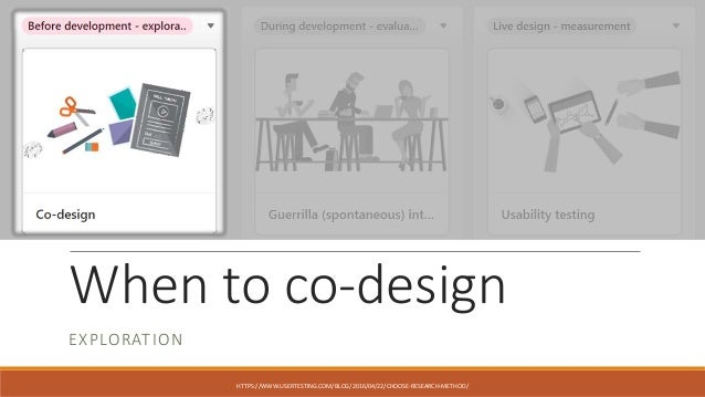 Co-design workshop for library homepage project #UXLibs 2017 Slide 3