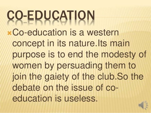 co-education quotes for students