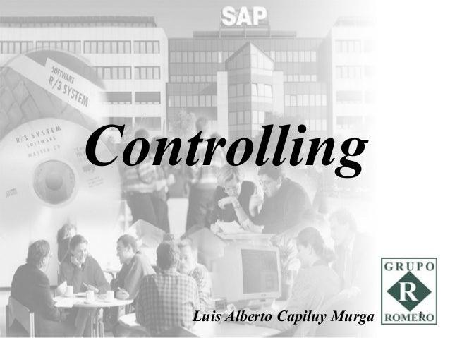 1 Controlling Luis Alberto Capiluy Murga