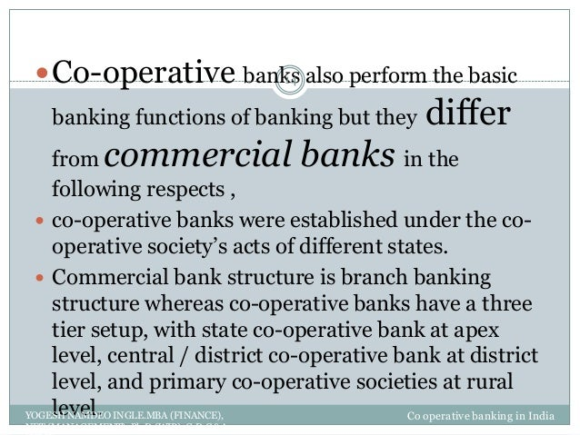co operative banks The following list is a complete list on the cooperative banks in india here we have covered the name of bank and its address details 1 the andaman and nicobar state co-operative bank ltd.