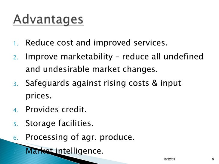 <ul><li>Reduce cost and improved services. </li></ul><ul><li>Improve marketability – reduce all undefined and undesirable ...