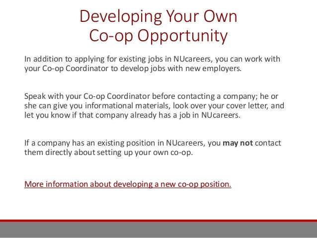 Cover letter for co op application vatozozdevelopment cover letter for co op application cover letter for sports marketing thecheapjerseys Images