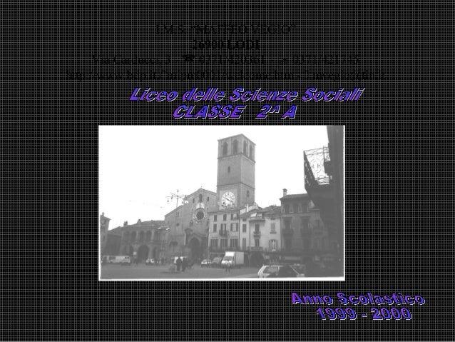 """I.M.S. """"MAFFEO VEGIO"""" 26900 LODI Via Carducci, 3 -  0371/420361 -  0371/421745 http://www.bdp.it./˜mipm0001/welcome.htm ..."""