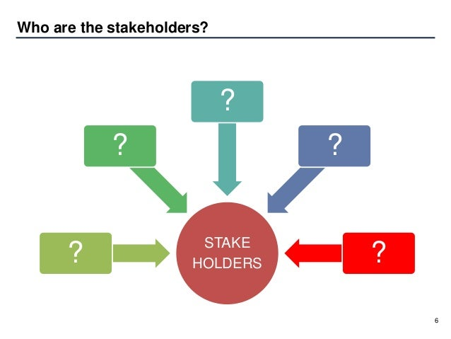 critical situation analysis stake and stakeholders essay The esw: why should you engage stakeholders in developing the evaluation   or meetings, and methods that will be used to analyze the data  critical but  often neglected section of the evaluation plan  stake or vested interest  who  did not participate in the evaluation—especially in situations where the  evaluation is.