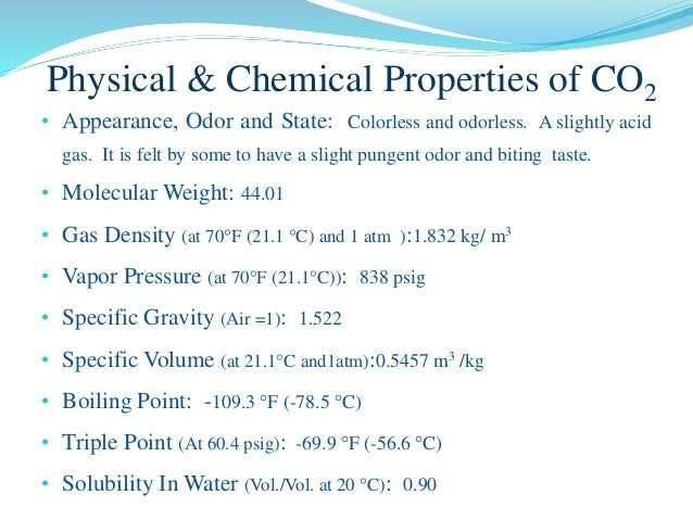 Important Physical Properties Of Water