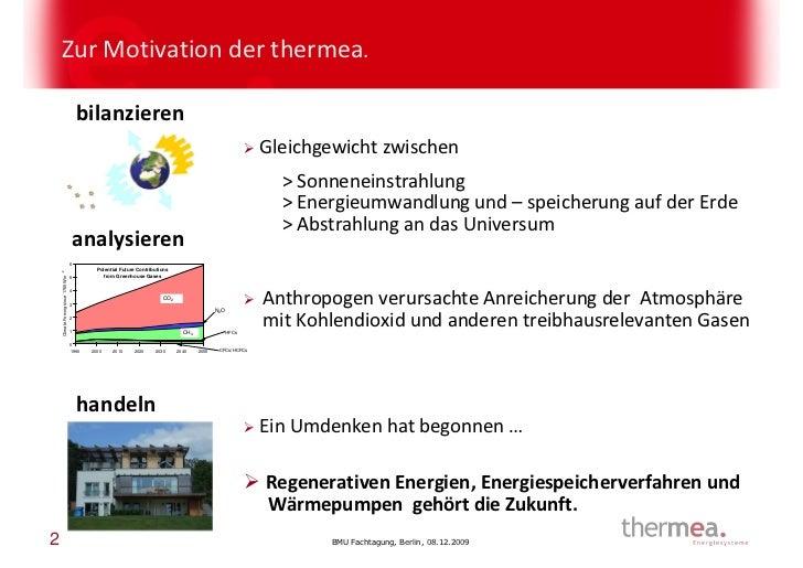 Zur Motivation der thermea.                                         bilanzieren                                           ...
