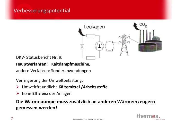 Verbesserungspotential                                            Leckagen    DKV- Statusbericht Nr. 9:    Hauptverfahren:...