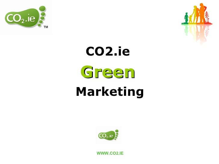 CO2.ie  Green   Marketing
