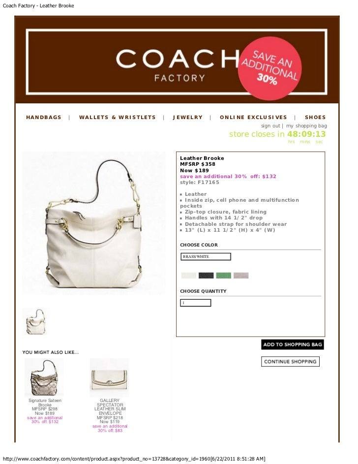 coach outlet tote bags e9lb  Coach