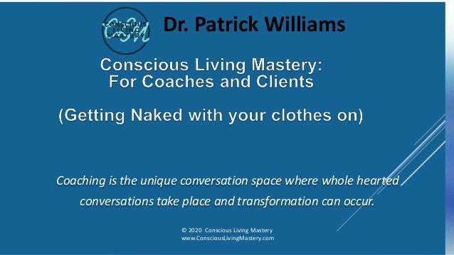 Coaching is the unique conversation space where whole hearted conversations take place and transformation can occur. © 202...