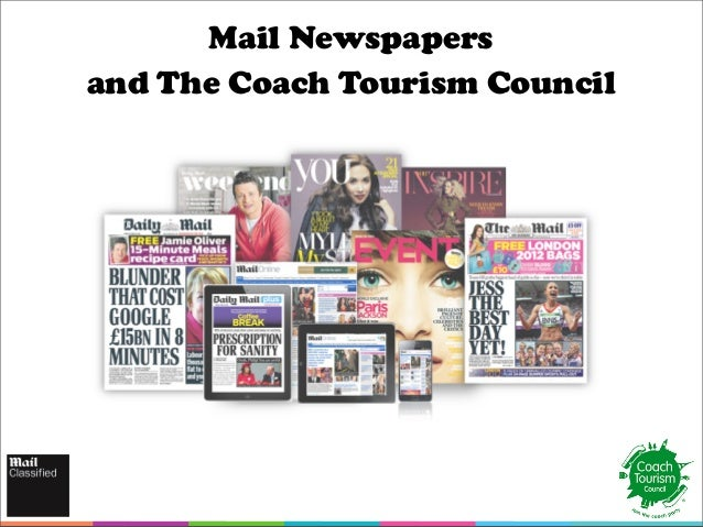 Mail Newspapersand The Coach Tourism Council