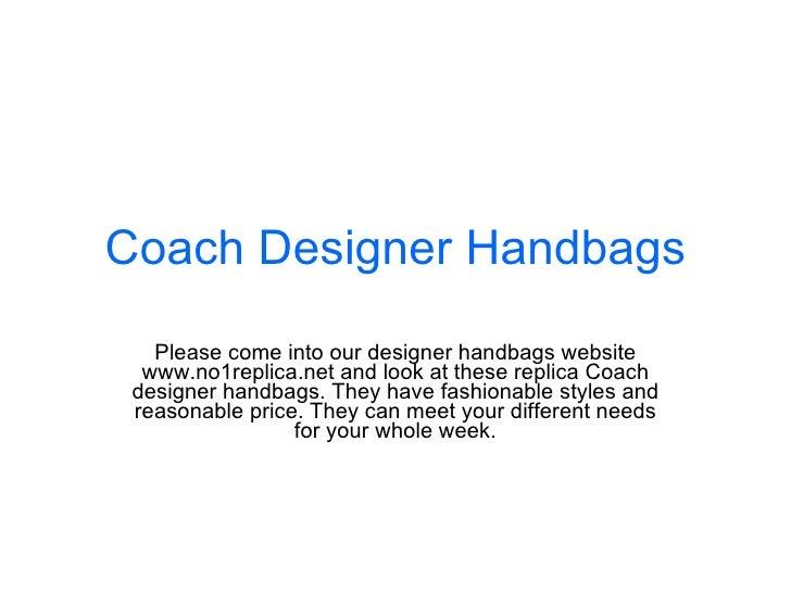 designer handbags coach 6hcw  Coach Designer Handbags Please come into our designer handbags website  wwwno1replicanet and