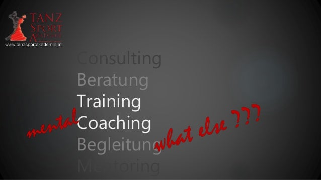 Consulting Beratung Training Coaching Begleitung Mentoring
