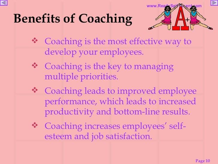 coaching skills powerpoint