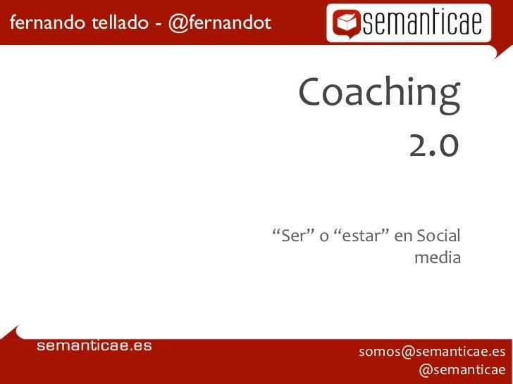 how to become a social media coach