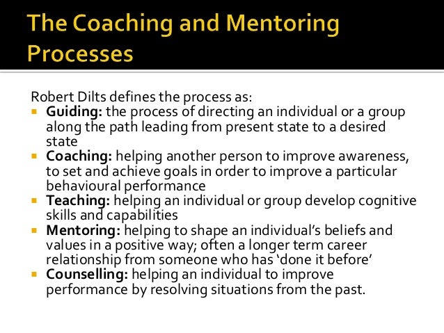 Facilitate Coaching and Mentoring Essay Sample