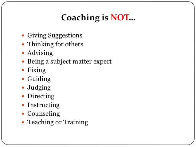 coaching and mentoring skills pdf