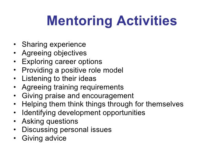 coaching and mentoring assignment part a Executive coaching & mentoring (ilm level 7 certificate)  supervision is an  essential part of the ilm qualification and each participant is allocated 4  you  need to demonstrate in your assignments that this has been completed and be  able.