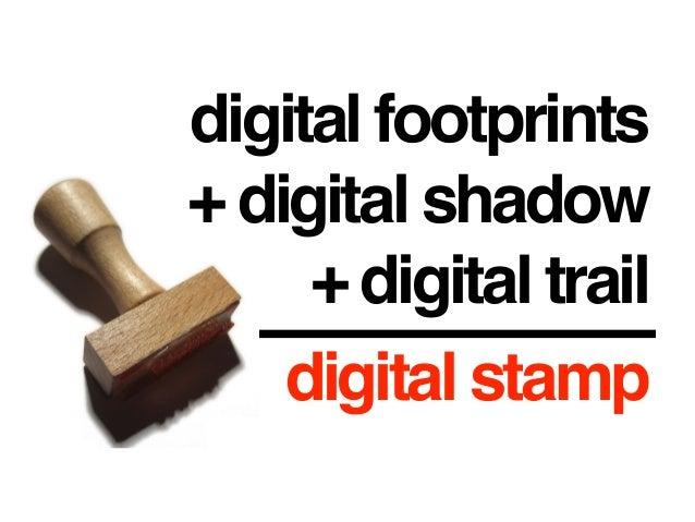 digital trail