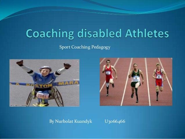 Sport Coaching PedagogyBy Nurbolat Kuandyk     U3066466