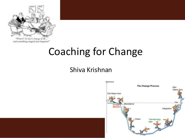 Shiva Krishnan Coaching for Change