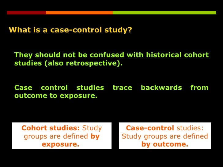 advantages and disadvantages of cohort and case control studies Advantages of case control study studies of case-control studies like cohort studies advantages of the development case control per case and disadvantages.