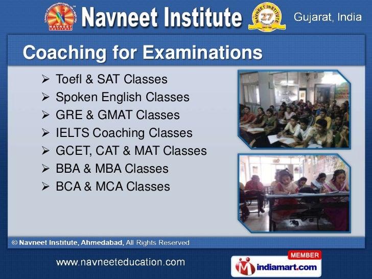 Coaching Institute By Navneet Institute Ahmedabad Ahmedabad