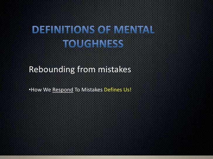 BASKETBALL MENTAL TOUGHNESS DOWNLOAD