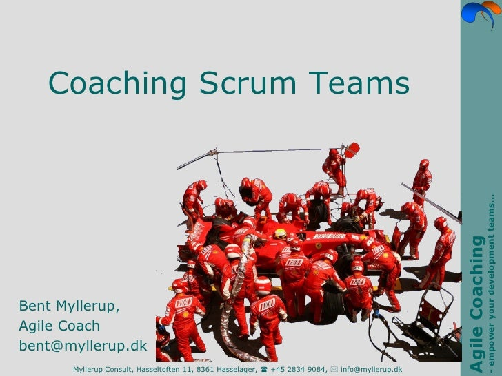 Coaching Scrum Teams                                                                                                      ...