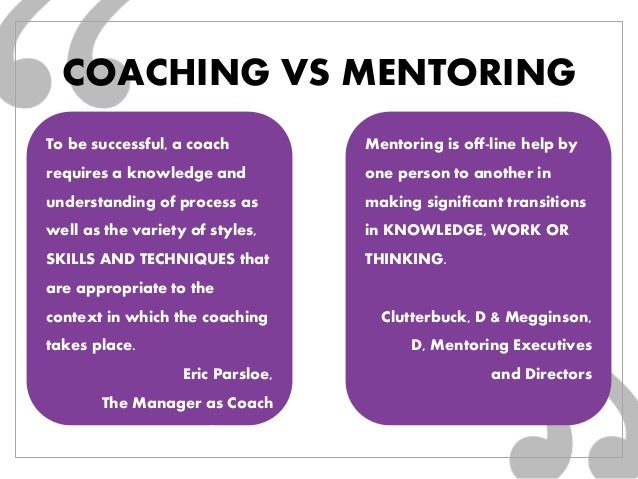 developing coaching skills for the work The purposes of performance coaching and feedback are to help and develop new skills using their coaching some level of trust for coaching to work.