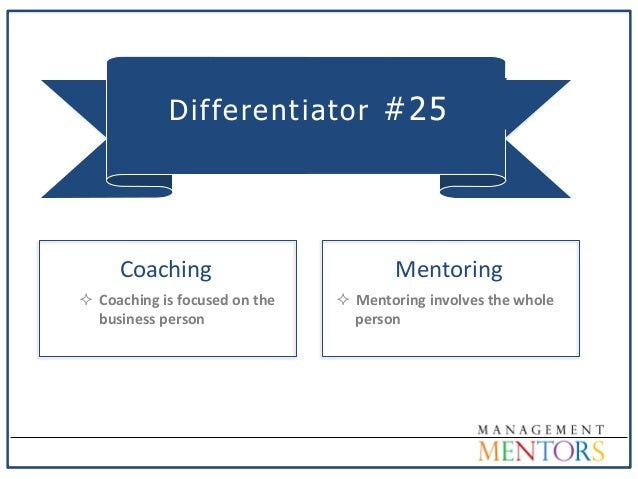 essay on mentoring and coaching What are coaching and mentoring both coaching and mentoring are processes that enable both individual and corporate clients to achieve their full potential coaching and mentoring share many similarities so it makes sense to outline the common things coaches and mentors do whether the services are offered in a paid.
