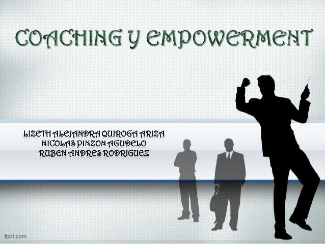 """La palabra coach, significa  """"entrenador"""". Es una persona que se  ha formado para motivar y dar  técnicas para que alguien..."""