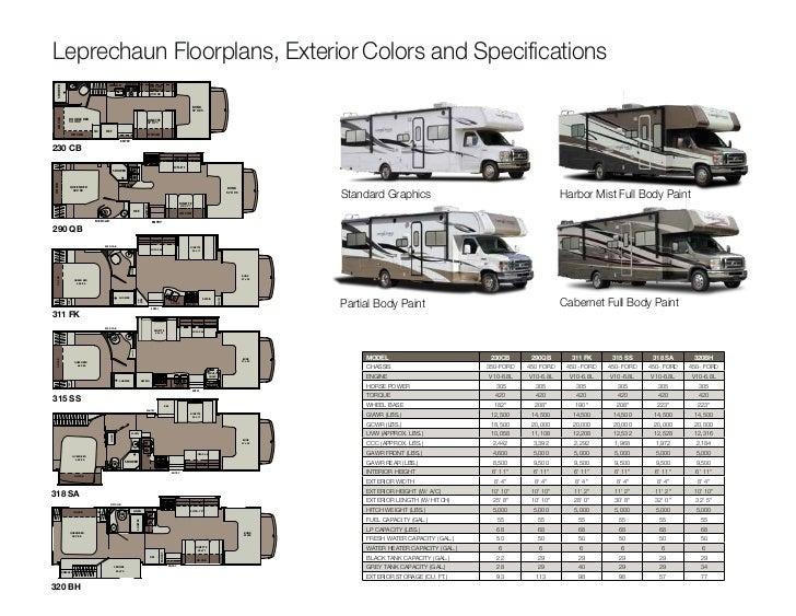 coachmen leprechaun class c motorhome coachmen leprechaun motor homes for sale