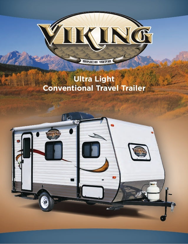 Ultra Light Conventional Travel Trailer © 2009,DEC-O-ART INC.All Rights Reserved.The DEC-O-ART INC. Logo is a trademark of...