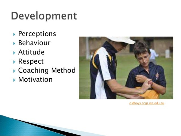 coach athlete relationship and motivation