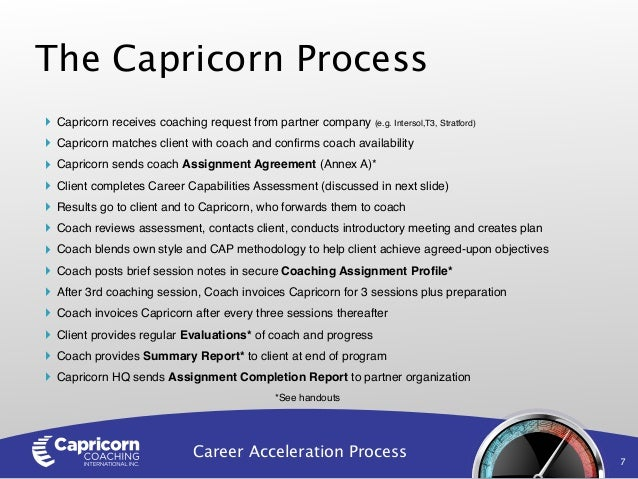 Capricorn partner