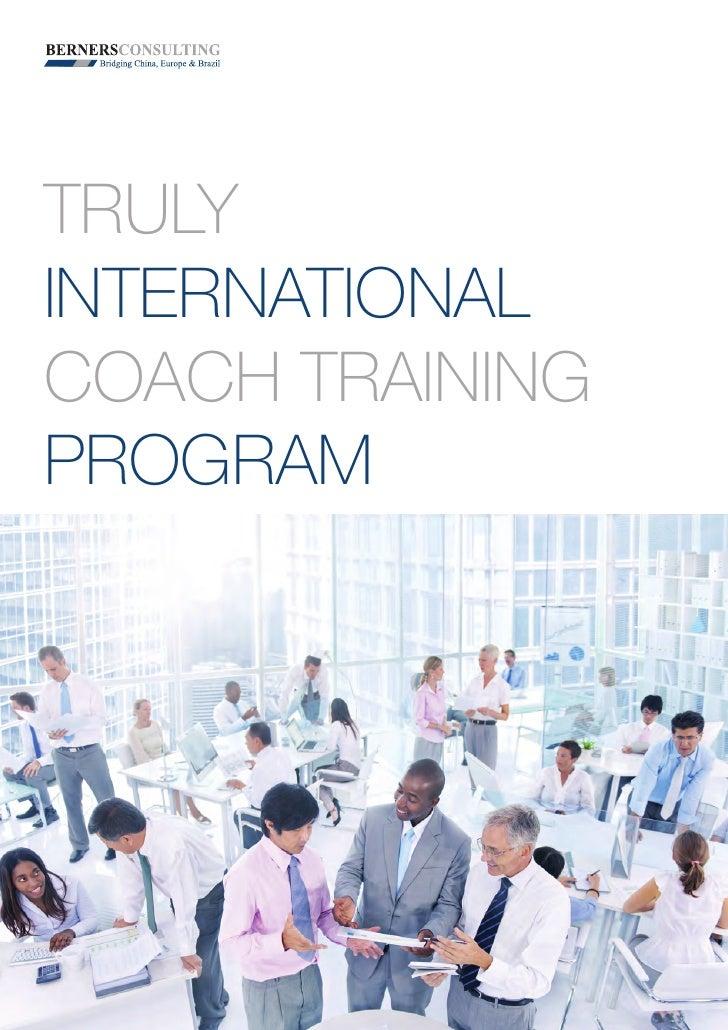Trulyinternationalcoach Trainingprogram
