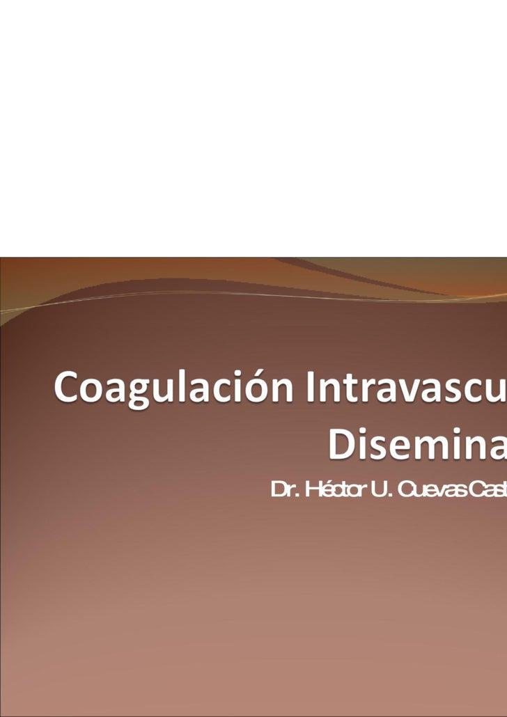 Dr. Héctor U. Cuevas Castillejos