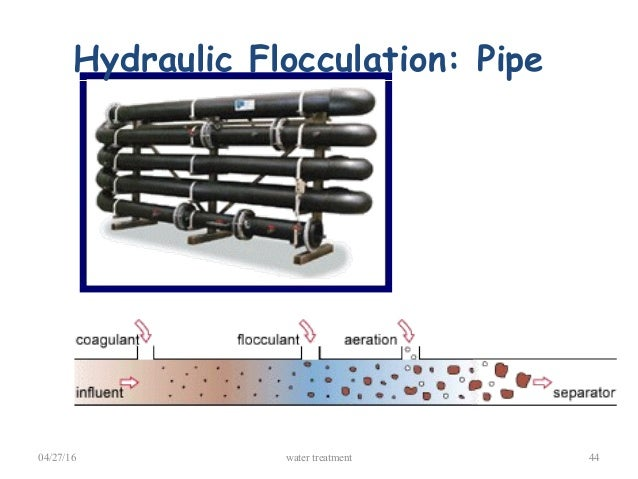 coagulation and flocculation in water treatment pdf