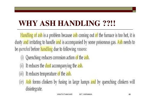 WHY ASH HANDLING ??!! 88VANITA THAKKAR BIT, VARNAMA