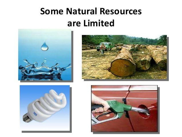 Why Is It Important To Conserve Earth S Natural Resources